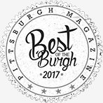 Pittsburgh Magazine Best of the Burgh 20